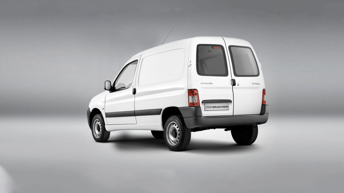 Citroen Berlingo Furgón