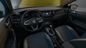 Volkswagen Nivus interior